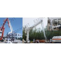 China LNG and cryogenic marine loading arm Operable in temperatures –196°C Delivery pressures 45 bar on sale