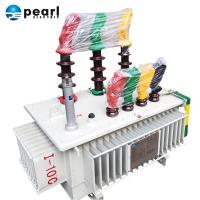 Best 50 Kva Distribution Oil Immersed Transformer Used For Power And Electric wholesale