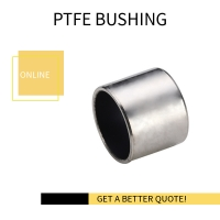 Best Steel Backed Ptfe Lined Bushing Inch Sleeve Bushings Composite Easy To Install, Highly Durable wholesale