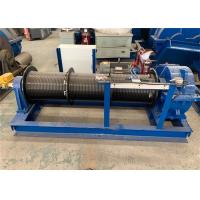 China Steel Rope Industrial Electric Winch Convenient Operation 0.25t-60t Lifting Weight on sale