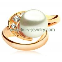 China Costume Jewelry Rings on sale