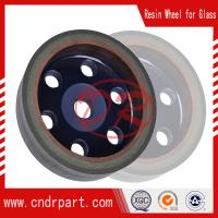 China glass grinding wheel for small glass beveling machine on sale