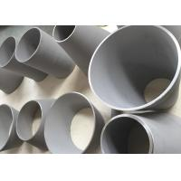 China Grey Porous Filter Media , Porous Media Filter Elements For Airslide Fluidization on sale
