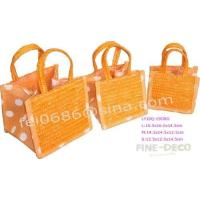 China straw bag/straw gift bag/straw pot cover/paper fabric bag/paper gift bag on sale