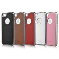 Best Comma Leather Case for iPhone5 (ST-P-0572) wholesale