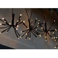 Buy cheap Cotton Balls LED String Lights 220 Voltage 2 Meter Warm White For Holiday from wholesalers
