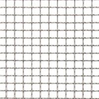 China Filtering Type 304 316 Stainless Steel Mesh Panels 5mm Opening Size 4 Mesh For Industry on sale
