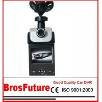 Best 2.5 TFT LCD Automobile Video Recorder DVR with Full HD 1080P 30fps / 12 Mega Pixel wholesale