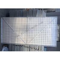 Buy cheap High Rise Buildings Perforated Metal Mesh , Perforated Steel Mesh Sheets from wholesalers