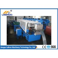 Best High Hydraulic Cut Shutter Door Roll Forming Machine Siemens PLC System Full Automatic wholesale