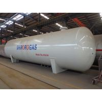 China Q345R  Propane Gas LPG Tank 80m3 40mt Rochester Level Gauge Customized Color on sale