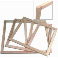 Best Different Thickness Pine Wooden Stretcher Bars 2 Pcs Shrink Wrapped wholesale