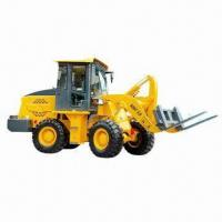 Best Wheel Loader Forklift, 4.5T Lifting Weight, Sized 1,120 x 204 x 567mm, 600mm Loading Center wholesale
