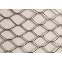 Best Hand Made Stainless Steel Wire Rope Netting Versatile Oxidize Resisting wholesale