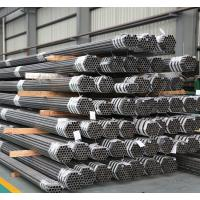 Cheap ASTM A335 P11 P22 P5 P9 Seamless Boiler Tubes Black Painting And Beveled for sale