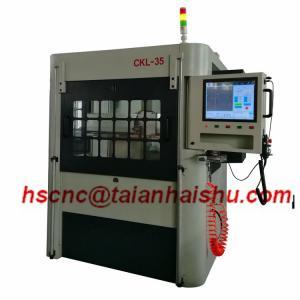 Best CKL-35 Wheel Lathe Cutting Machine Alloy Wheel CNC Lathes for Sale wholesale