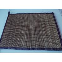 China Durable Bamboo Window Blinds Wear Resistant Fumigation Certification on sale