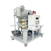 Buy cheap Small Vacuum Transformer Oil Purifier,Cable Oil Degasifier, Switchgear Oil from wholesalers