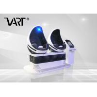 Buy cheap Indoor Double Cabin VR Pod 9D Virtual Reality Cinema For Shopping Mall from wholesalers