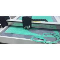 Best Chesterton Klinger Garlock CNC Gasket Cutting Machine , Gasket Paper 1mm Automatic Cutting Machine wholesale