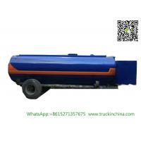 Buy cheap 9m3 Hot Asphalt Tank for Tanker Lorry Upper Body WITH BALTUR DIESEL OIL BURNER from wholesalers