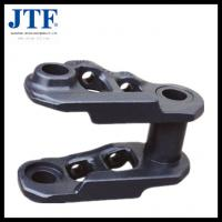 China High quality Hitachi excavator Track chain Link Assembly on sale