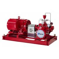 Best 1000GPM@170PSI Electric Motor Driven Fire Pump Centrifugal For Office Building wholesale