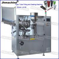 Best High Speed Automatic Laminated tube and Aluminume Tube Filling and Sealing Machine wholesale