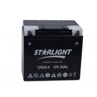 China 12N24-4 SMF Maintenance Free Motorcycle Battery Deep Discharge Recovery Performance on sale