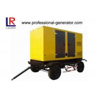 China AC Three Phase 100kW Mobile Power Generator with Deutz Diesel Engine 1500RPM on sale