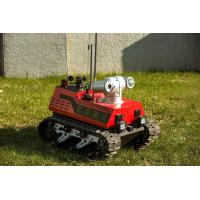 China Advanced Fire Fighting Equipment Fire Reconnaissance Robot RXR-C7BD on sale