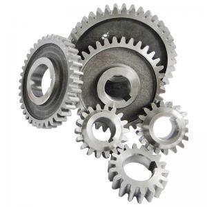 Best Carbon steel Diesel Engine Gear S195 S1100 Gear sets 6pcs/set nitriding black color wholesale