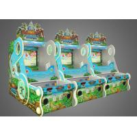 Touch Screen Fashion Arcade Shooting Machine With Multi Missions
