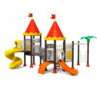 China Small Scale Simple Design Kids Outdoor Playground Equipment For Primary School TQ-CB1280 on sale