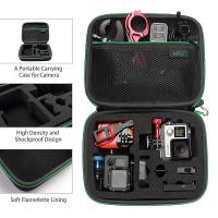 Best Medium Gopro Camera Case , Camera Equipment Case For  Hero 4 Hero 3 Hero 3+ Hero 2 Hero 1 wholesale