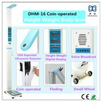 Best scales vending scales vending machine weight and height machine LCD Display Automatic Platform Food Kitchen Weight Scale wholesale