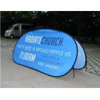 Buy cheap POP UP A Frame Folding A Frame Banner from wholesalers