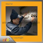 Buy cheap LED knitted hat lights / LED lights hat hiking night fishing 6 LED luminous warm hat product
