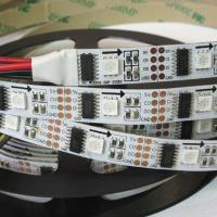 individual control ws2801 one IC with one LED chip full color 32leds 32pixels ws2801 led strip