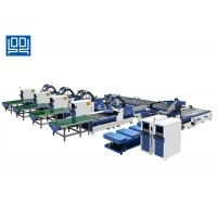 Best Square Linear Guide Rail Wooden Door Production Line Automatic Transfer System wholesale