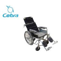 China inclining manual wheelchair for homeuse on sale