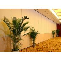 Best High Sound Proof Movable Walls Folding Internal Doors For Office 100mm Panels wholesale