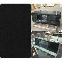 China Prefab Solid Granite Worktops High Hardness Good Corrosion Resistance on sale