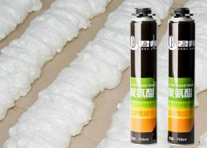Best 750ml Insulation Sealant Fireblock Pu Gap Filler Polyurethane Foam wholesale