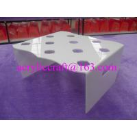 Best Wholesale Custom Acrylic Ice Cream Cone Display Rack Plexiglass Cone Holder wholesale