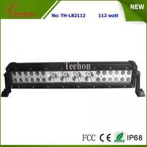 Best 112 Watt 21.5 Inch Hybrid Beam LED off-Road Light Bar for Motorsport Vehicle wholesale