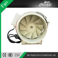 Best Top quality exhaust 100mm silence ventilating fan/in-line square duct fan to refresh wholesale