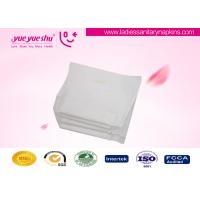 Cotton Menstrual Ultra Thin Natural Sanitary Napkins Lady Use With Wings