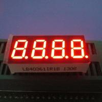 Buy cheap Stable Performance 4 Digit 7 Segment Led Display For Humidity Indicator from wholesalers