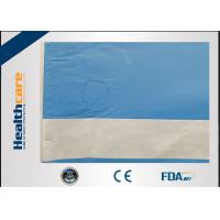 Buy cheap Latex Free Disposable Surgical Drapes Nonwoven Single Plain Sterile Drape For from wholesalers